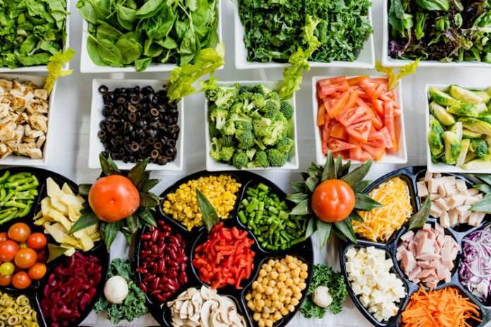 Healthy foods to stay healthy