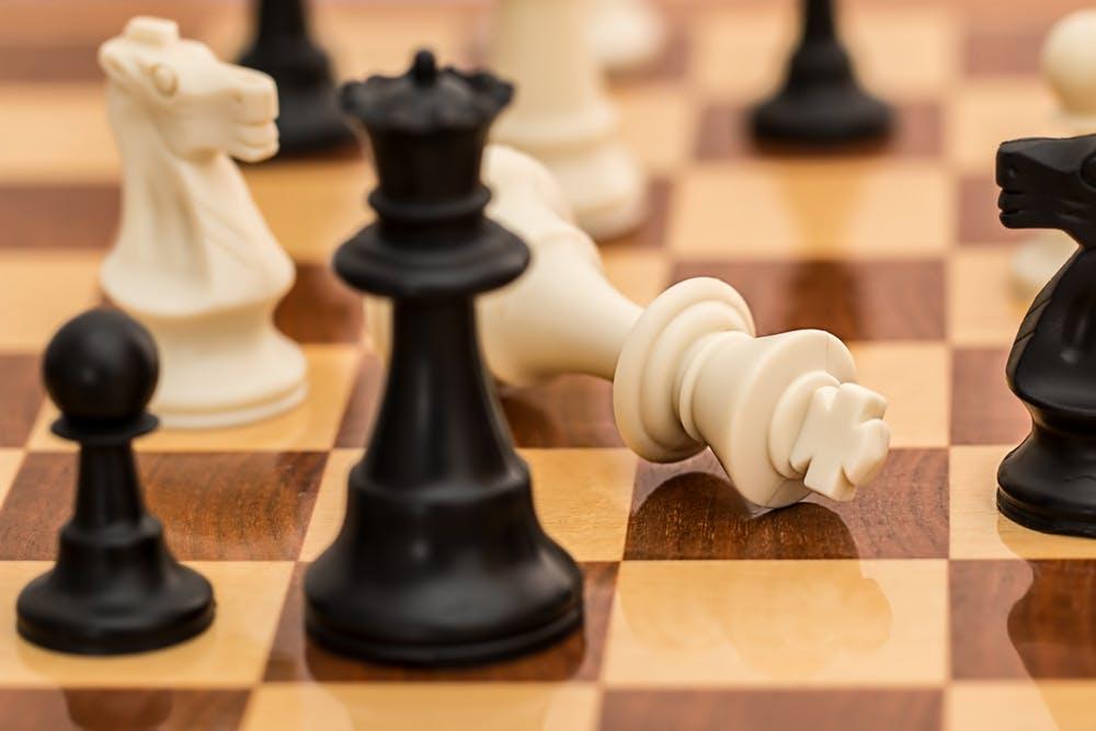 chess-critical problem solving skills