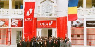 UBA AT 70-Chad