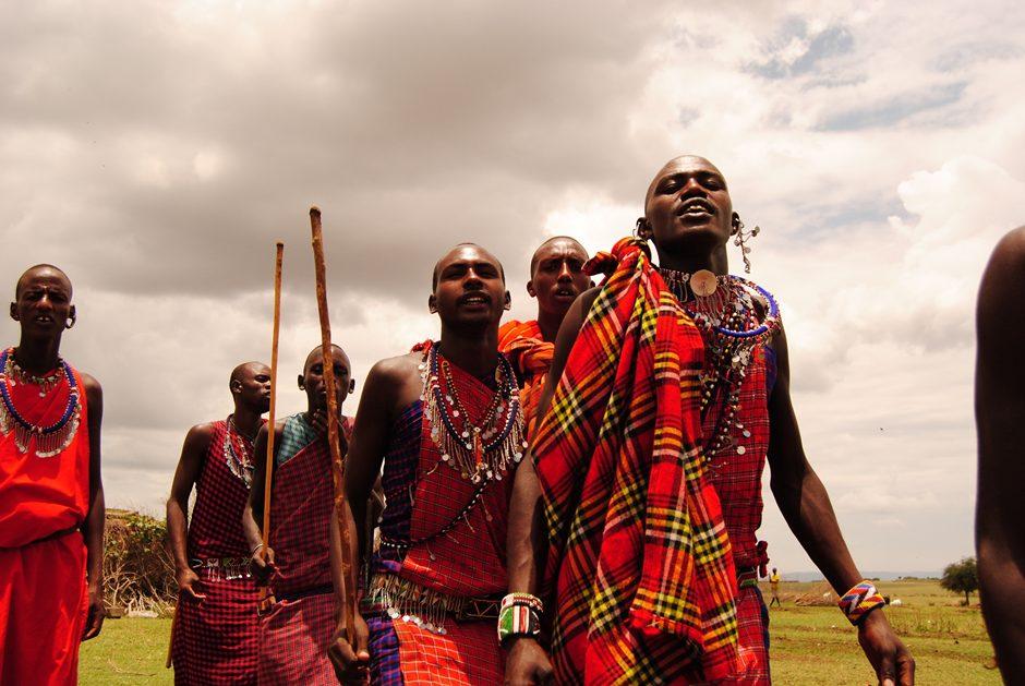 people of kenya