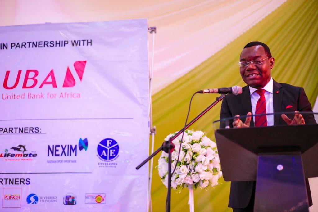 2019 Lagos Int'l tradefair connecting businesses