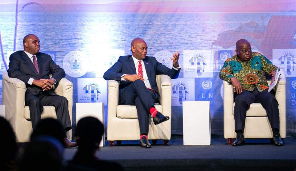 TEF-UNDP Sahel Youth Entrepreneurship Programme launch