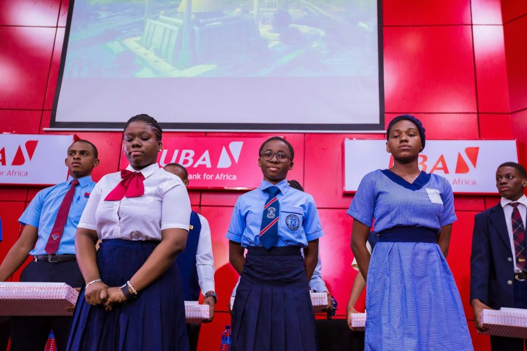 Finalists of UBA Foundation national essay competition