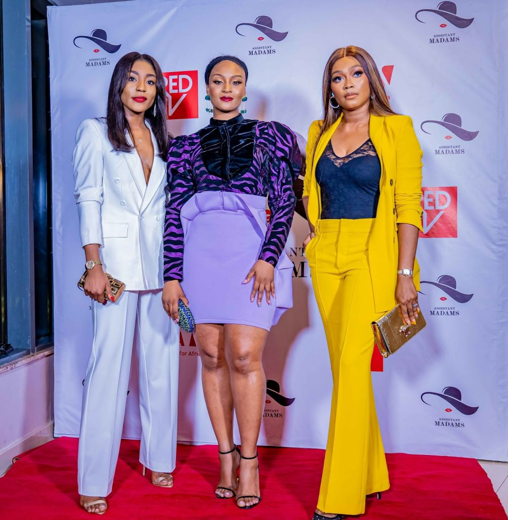 RedTV Assistant Madams launch