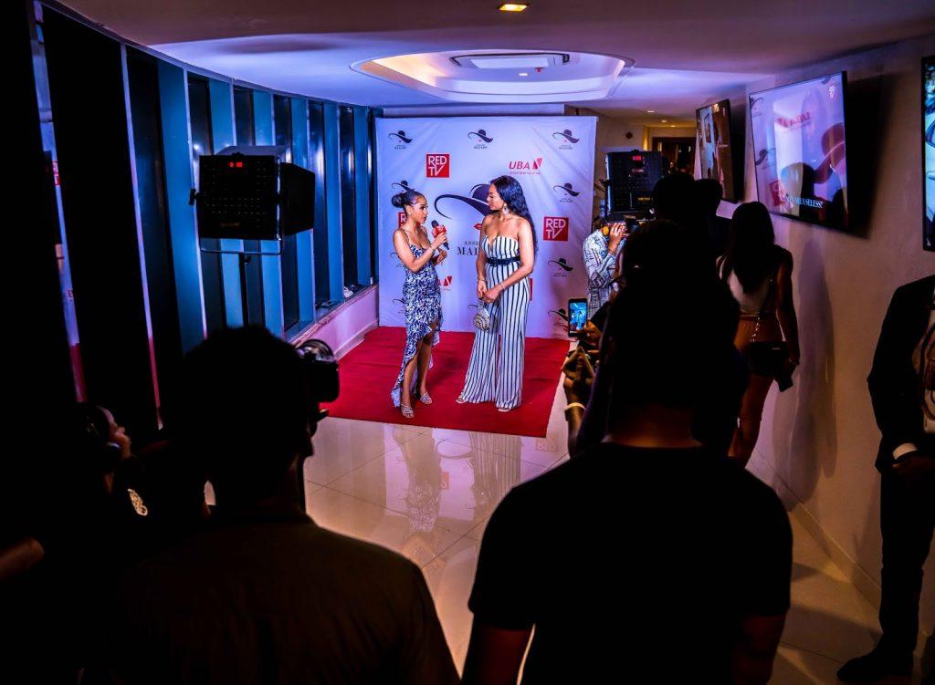 RedTV- assistant madam red carpet