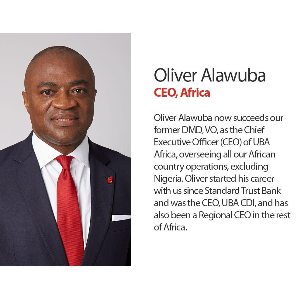 Oliver Alawuba- United Bank for Africa
