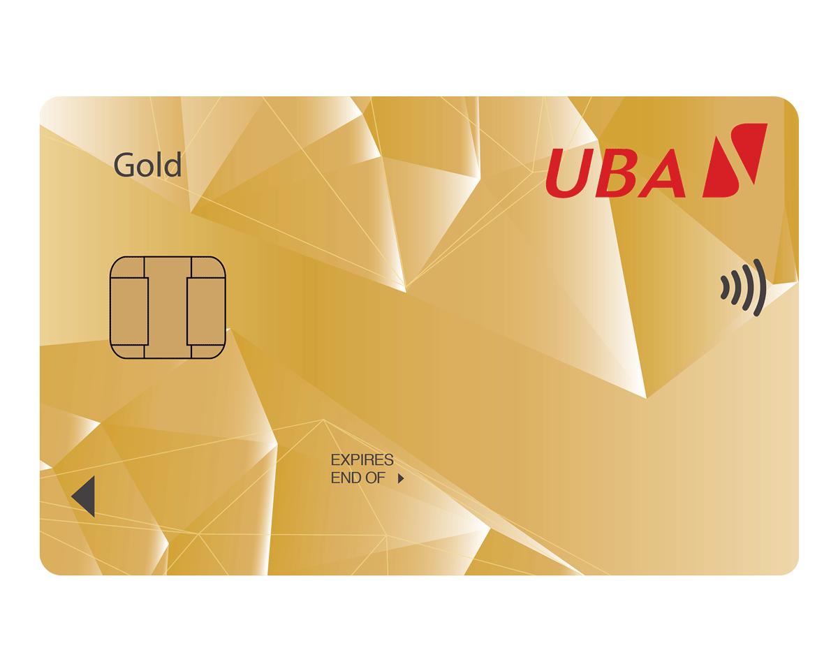 types of uba debit card