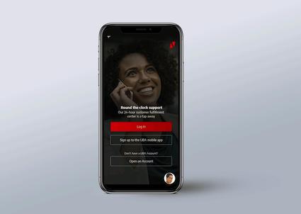 new UBA mobile app features
