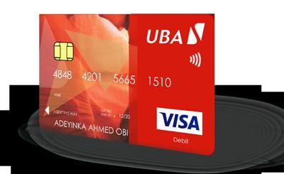 Carte Accord Utilisation.Carte De Debit Uba Guinea Conakry