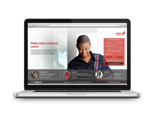 Internet Banking - UBA Nigeria | The Leading Pan-African Bank