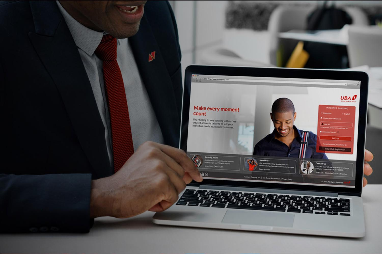 Internet Banking Uba Nigeria The Leading Pan African Bank