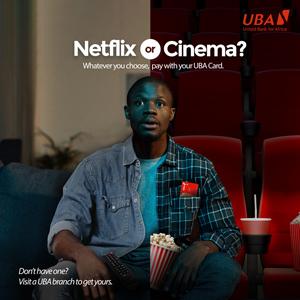 UBA_Netflix_Cinema_Travel_Debit_Card