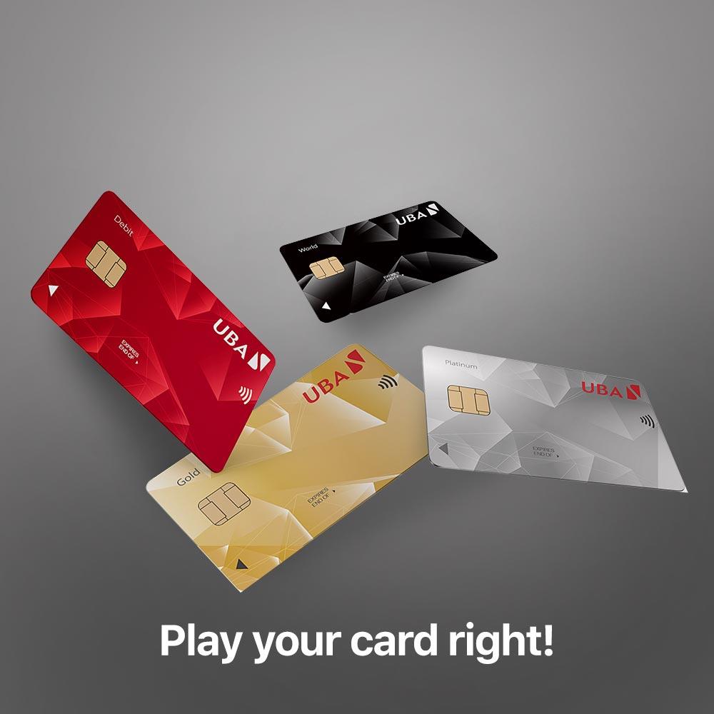 uba cards