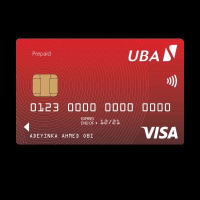 prepaid-card-uba