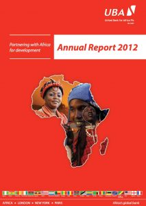 United Bank For Africa | Annual Report