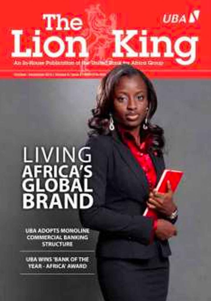 United Bank For Africa | The Lion King