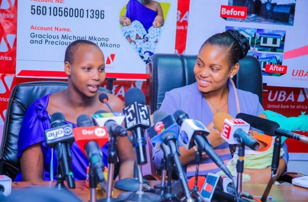 mother-of-conjoined-twins-receives-medical-insurance-from-uba-foundation1