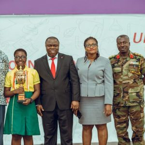 Akpene Yankson wins 2019 UBA Foundation NEC in Ghana
