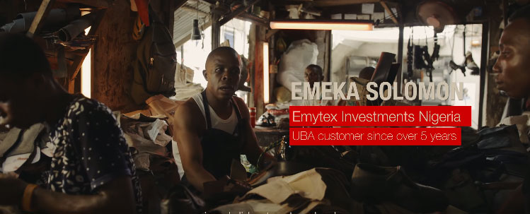Traders an original UBA Docu series