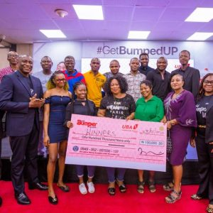 UBA Bumper account winners