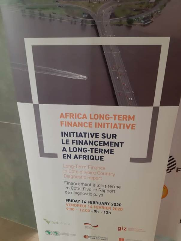 """On February 14th 2020, UBA Côte d'Ivoire participated in the conference on """"Long term Finance in Côte d'Ivoire"""". The event was hosted by the AfDB in collaboration with the Financial Sector Deepening Initiative in Africa (FSDA), the German Federal Ministry of Economic Cooperation (BMZ), implemented by the German development agency GIZ and the Partnership """"Making Finance Work for Africa"""". The long-term finance initiative, which began in 2017, seeks to boost the intermediation of long-term finance in Africa to close the financing gap for firms, in particular Small and Medium Enterprises, as well as for housing and infrastructure projects. Côte d'Ivoire was chosen as the pilot country for an in-depth assessment of long-term finance in 2018. The diagnostic undertaken in Côte d'Ivoire identified seven broadly-defined challenges facing the development of the market in the country."""