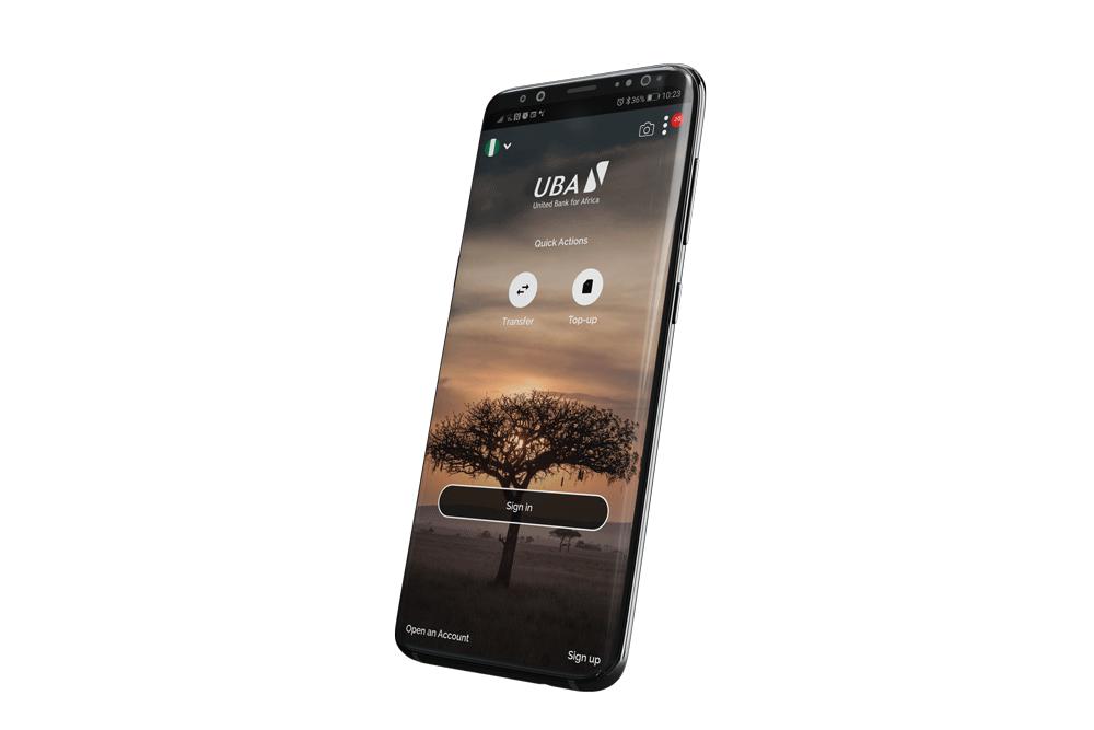 Mobile-banking-UBA